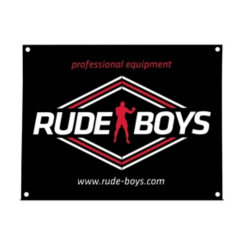 PANCARTA RUDE BOYS