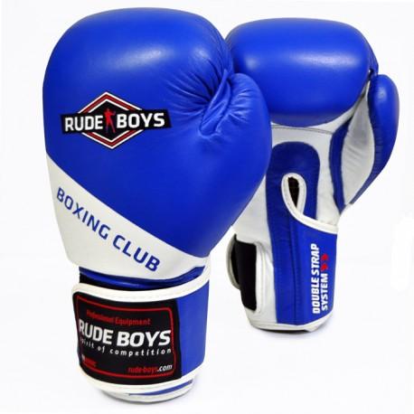 GUANTES ENTRENAMIENTO BOXEO RUDE BOYS BOXING CLUB