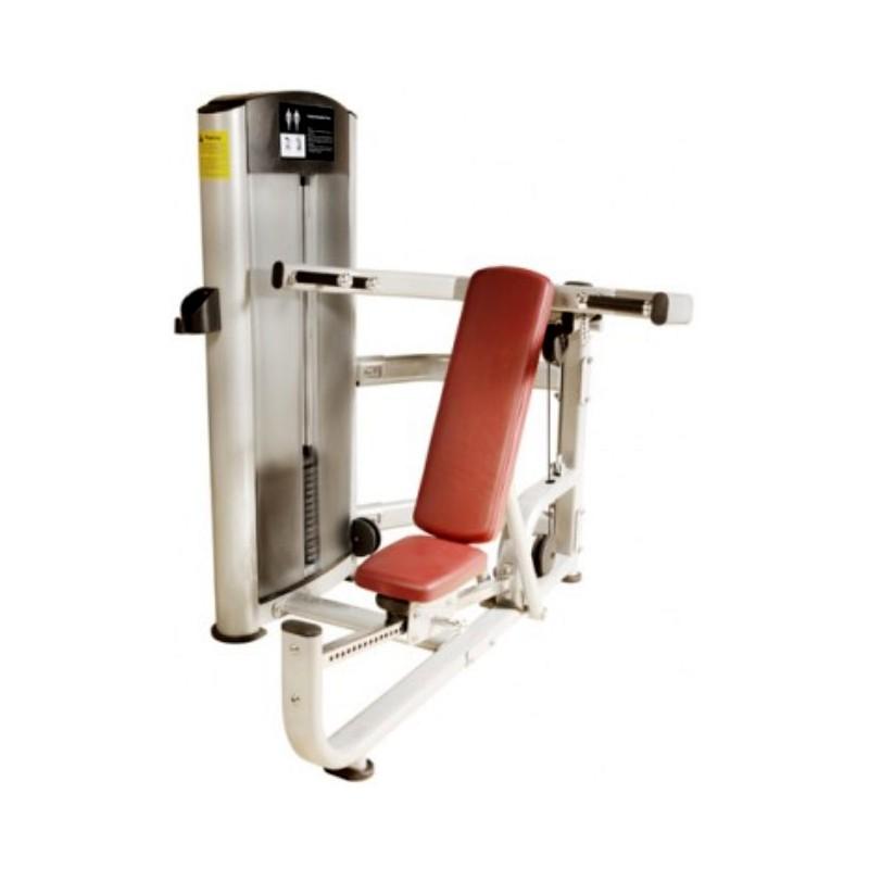 máquina press de banca regulable