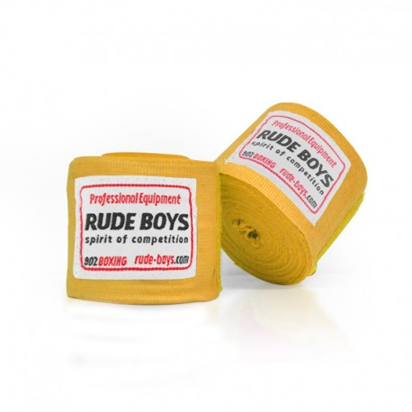 VENDAS BOXEO RUDE BOYS 5 MTS MEXICAN STYLE