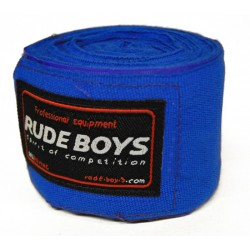 VENDAS BOXEO RUDE BOYS 4 MTS SEMI ELASTIC