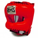 CASCO BOXEO CLETO REYES CON BARRA FRONTAL TRADITIONAL