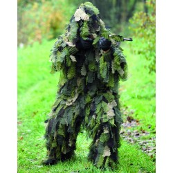 GHILLIE Modelo Roble 3D