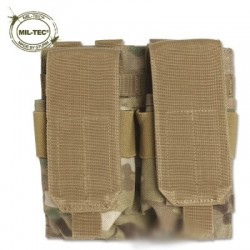 Portacargador Mil-Tec M4/M16 Double multitarn