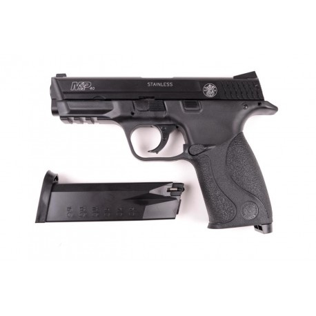 Pistola S&W M&P40 Metal Slide