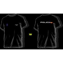 Camiseta técnica POLICIA