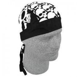 Headwrap Totenkopf