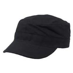 Gorra militar US negra