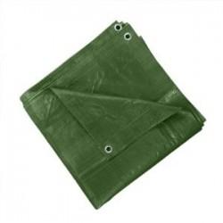 Lona para cubrir PE verde oliva 200x300 cm