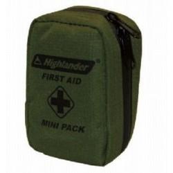 Kit de primeros auxilios Mil-Tec pequeño verde oliva