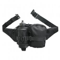 Riñonera Mil-Tec Single Pack negro