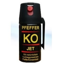 Spray pimienta defensa personal KO Fog 40 ml