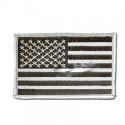 Distintivo bandera US urban-camo
