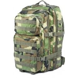 Mochila US Assault Pack woodland