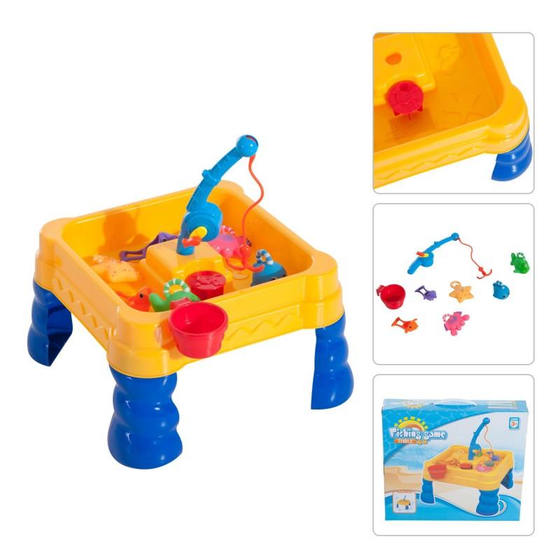 Conjunto de juguetes de pesca con 14 piezas de jueg - Juguetes ninos 3 anos ...