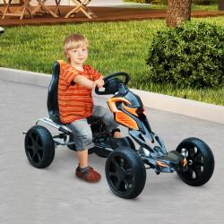 Go Kart Racing Deportivo Coche de Pedales para Niño...