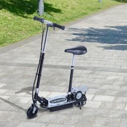 Patinete Eléctrico Scooter Plegable con Manillar y ...