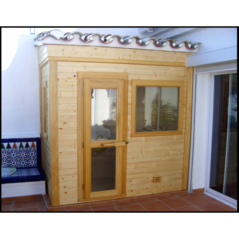saunas a medida On saunas a medida