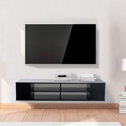 Mueble de TV Colgante en la Pared de Televisión con...