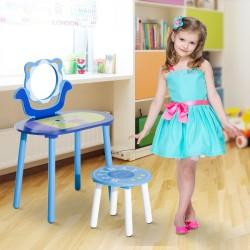 Tocador Infantil tipo Mesa de Maquillaje para Niños...
