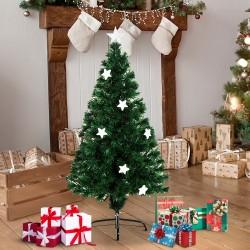 Arbol de Navidad Verde Φ60x120cm + Luces LED Arbol ...