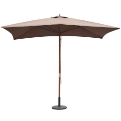 Sombrilla tipo Parasol para Terraza Patio y Jardín -...