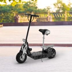 Scooters Electricos 500W 13 km/h 95x35x95cm Vespa Sc...