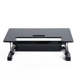 Mesa Portátil y Ajustable para Ordenador– Color negr...