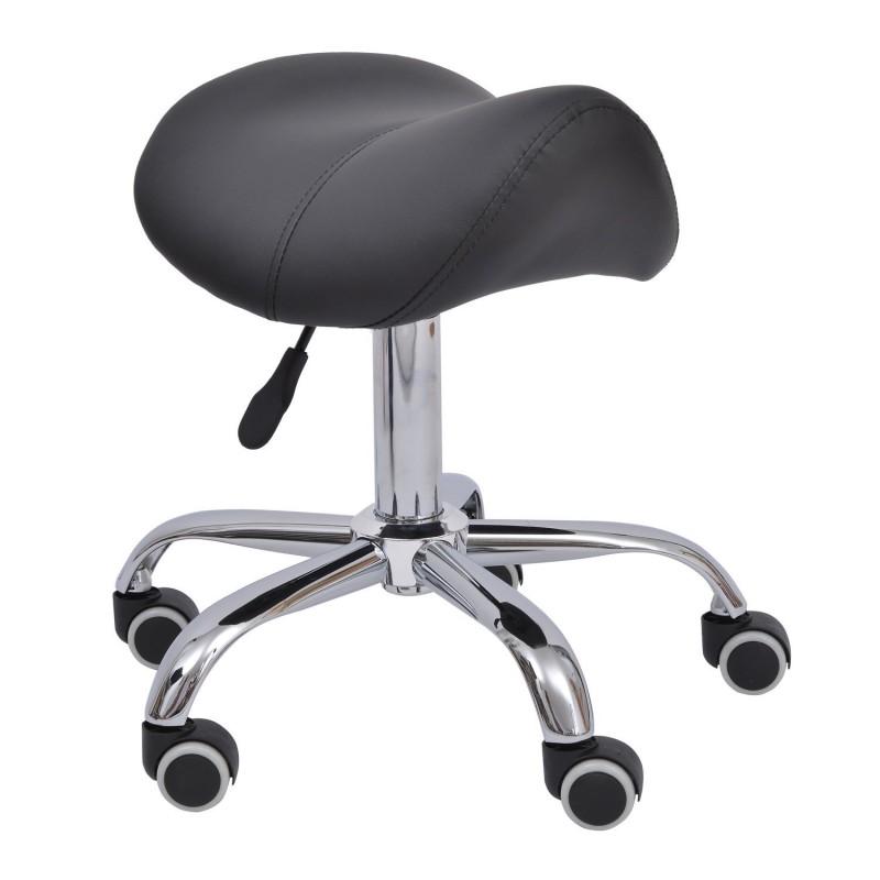 Silla de trabajo con rueda taburete giratoria tabur for Silla ergonomica amazon
