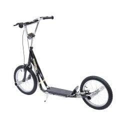 Patinete Scooter 2 ruedas de 16 pulgadas con 2 Freno...