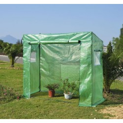 Invernadero tipo Caseta de Jardín para Cultivo de P...