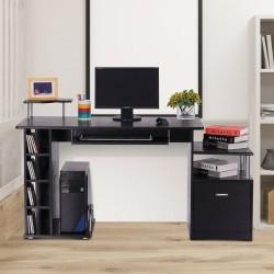 Mesa de Ordenador Escritorio para Oficina - Color N...