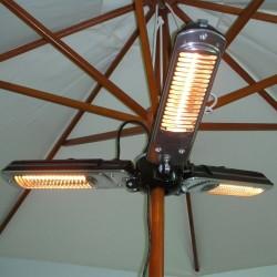 Calentador Electrico Portatil Estufa 100x100x8.5cm 3...