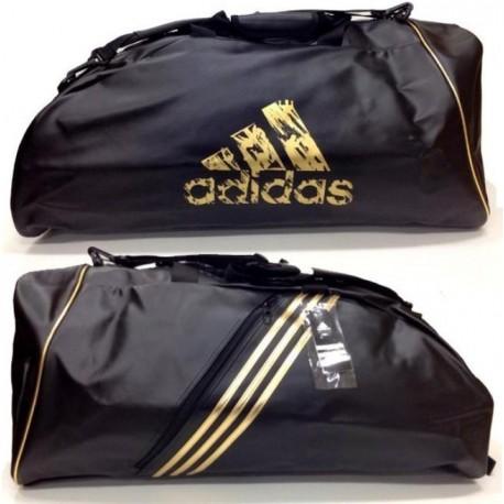 Grande Adidasnegrodorado Bolsa Bolsa Deportiva Convertible yPv0mN8nwO