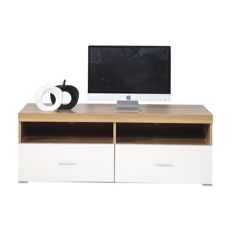 Mueble mesa para televisor tv soporte television con for Mueble con soporte para tv