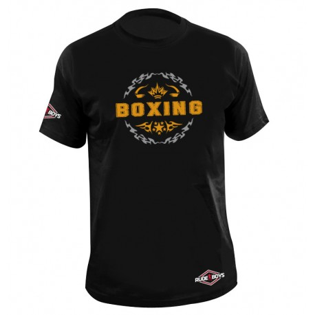 CAMISETA DE BOXEO RB BOXING KING