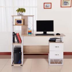 Mesa de Ordenador PC Oficina Despacho Escritorio Est...