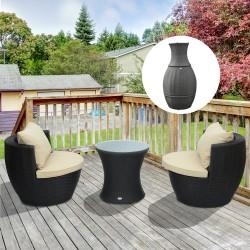 Conjunto de Muebles para Terraza Jardín o Patio con...