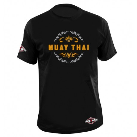 CAMISETA MUAI THAI KING RB
