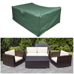 Funda para Muebles de Jardin 245x165x55cm Cubierta d...