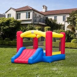 Castillo Hinchable Infantil para Saltar y Jugar -Mu...