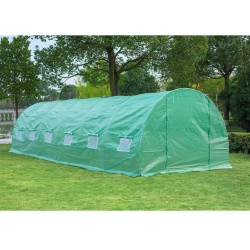 Invernadero para Terraza o Jardín - Color Verde - A...