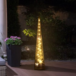 Luz de Navidad LED 16x16x90cm...