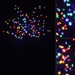 Arbol de Navidad Hierro Negro 50x50x180cm...