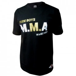 CAMISETA ALGODÓN MMA WARRIOR RB