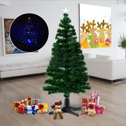 Arbol de Navidad Plastico Verde Φ82x180cm...
