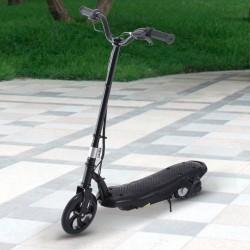 E-Scooter Hierro Negro 81x15x95cm...