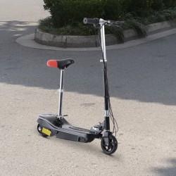 Patinete Eléctrico Plegable E-Scooter Batería 120W M...