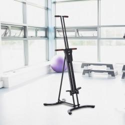 Máquina de Fitness Acero Negro 91x68x180cm...