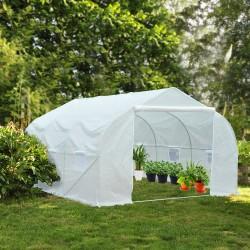 Invernadero Plástico Blanco 350x300x200cm...